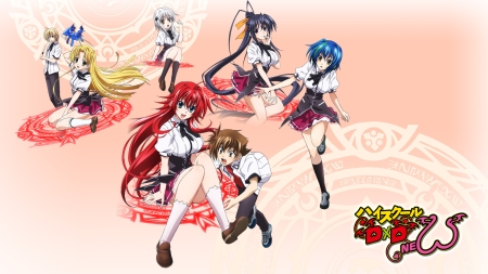 Highschool_dxd_new_wallpaper