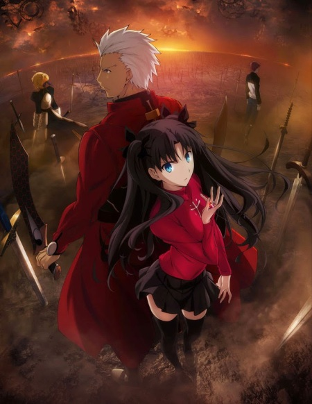 fate stay night unlimited blade work ufotable